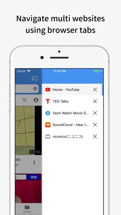 Video Stream for Chromecast screenshot-3