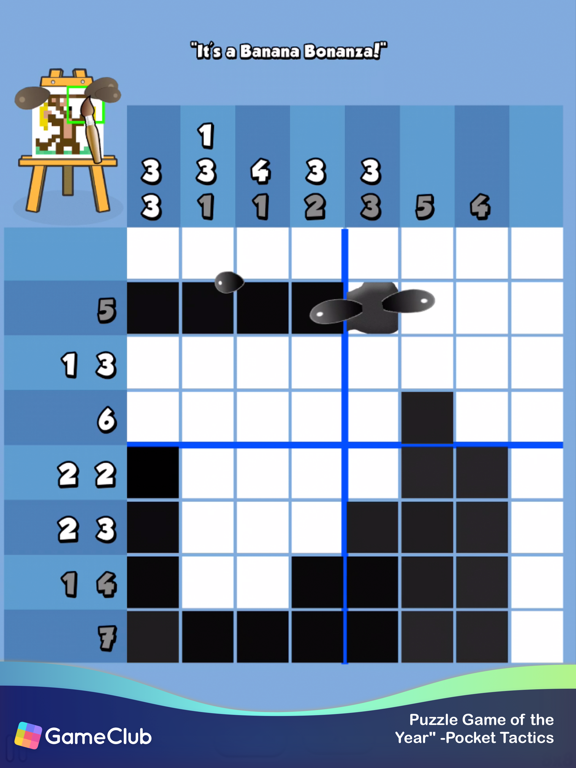 Paint It Back - GameClub screenshot 9