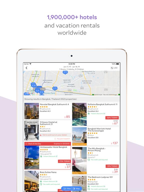 Agoda – Hotel & Accommodation Booking Deals screenshot