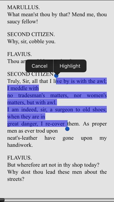 Ebook Reader review screenshots