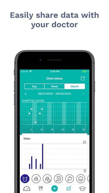 Cara Care: IBS, FODMAP Tracker screenshot-5