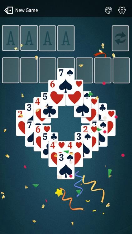 Solitaire Card 2: Match Draw screenshot-3