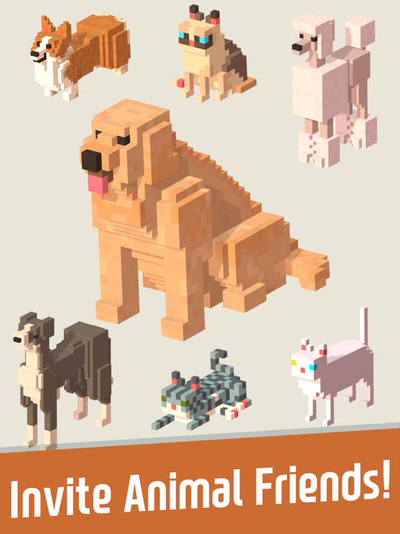 Animal house : with Puzzles screenshot 10