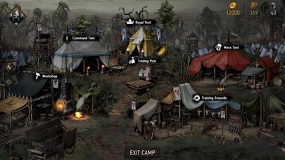 Thronebreaker screenshot 5