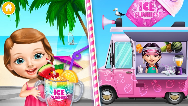 Sweet Baby Girl Summer Fun 2 screenshot-3