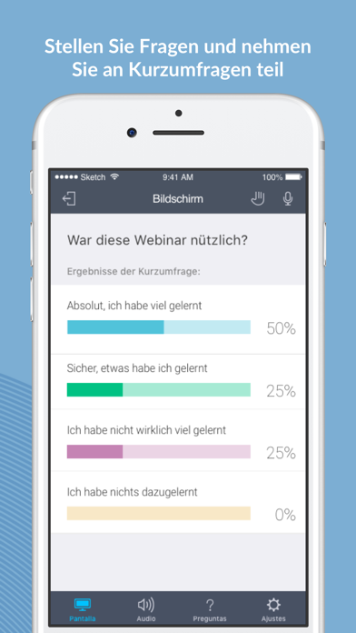 GoToWebinarScreenshot von 3