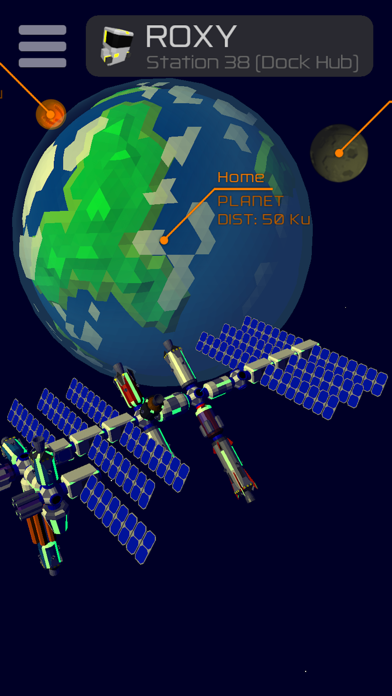 Space Agency 2138 screenshot 2