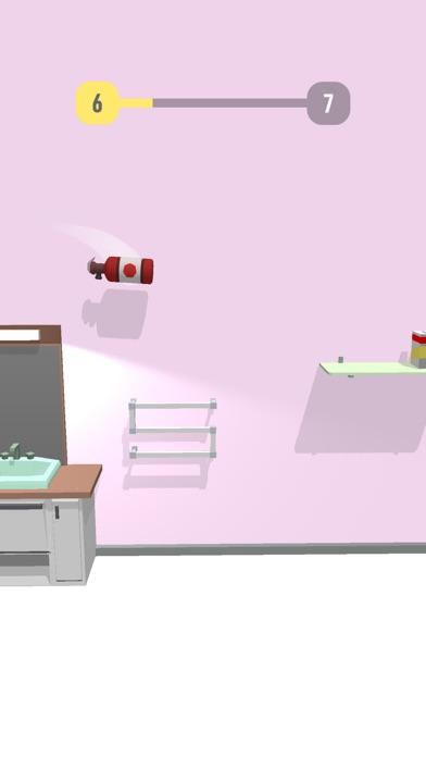 Bottle Jump 3D screenshot 1