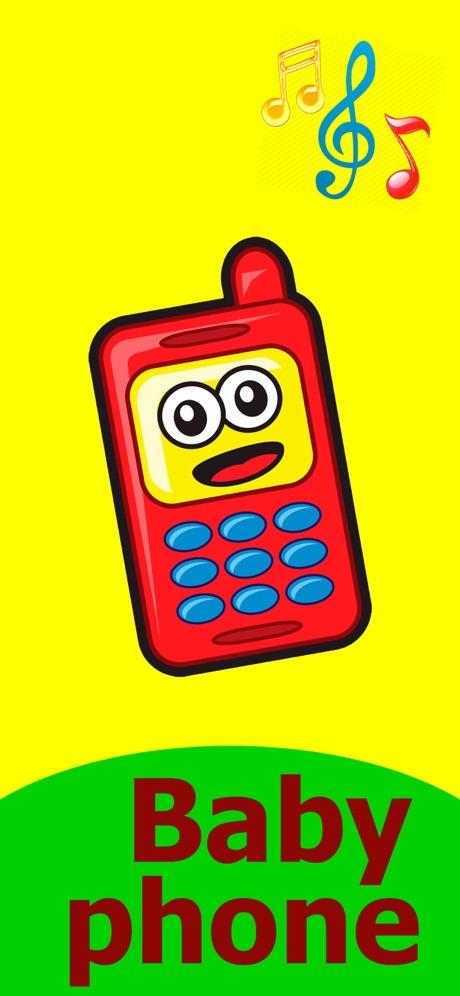 Baby Phone kids games 2 years