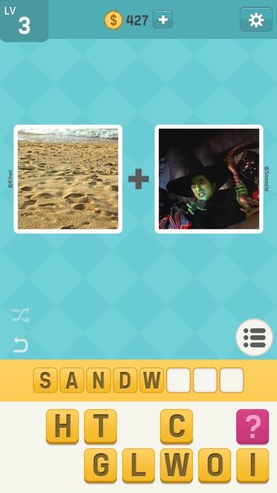 Pictoword: Fun New Word Games Screenshot on iOS