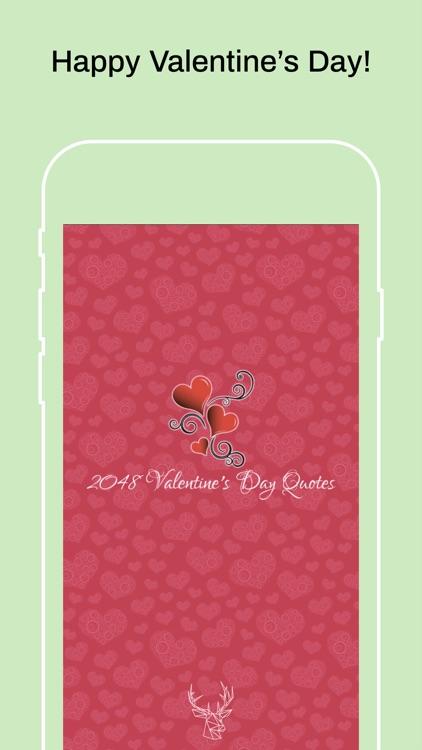 2048 Valentine's Day Quotes screenshot-4