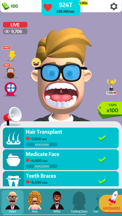 Idle Makeover screenshot 1