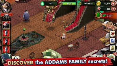 Addams Family Mystery Mansion screenshot 9