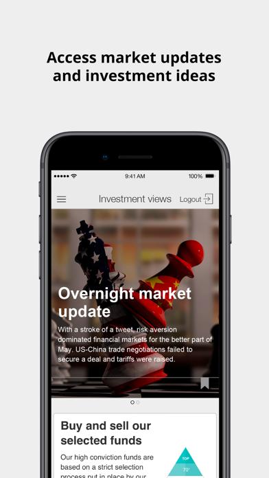 OCBC SG Mobile Banking screenshot four