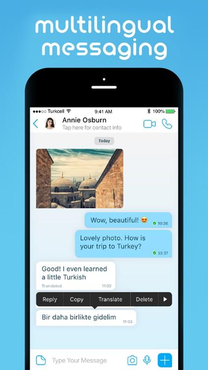BiP Messenger screenshot-3