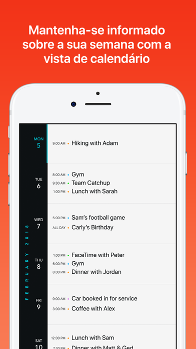 Screenshot for Timepage in Portugal App Store