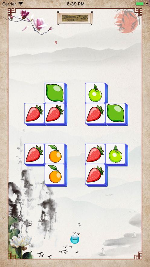 水晶连连看 - 经典版连连看小游戏 App 截图