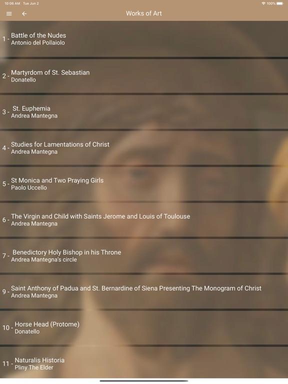 Andrea Mantegna screenshot 6