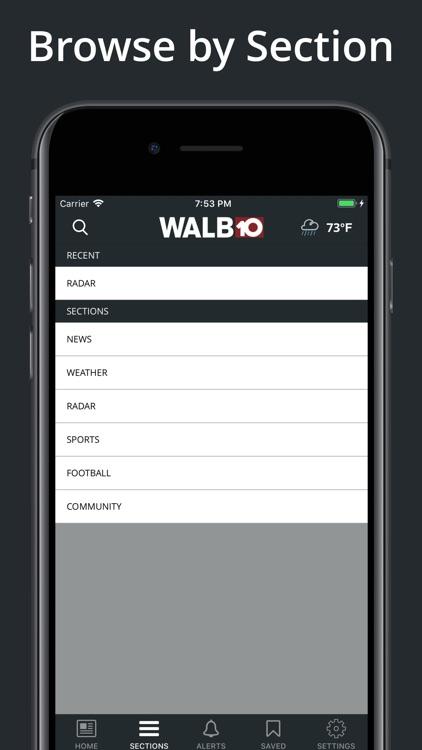 WALB News 10 screenshot-4