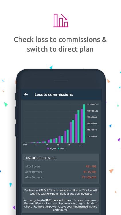 Piggy - Mutual Funds App screenshot-6
