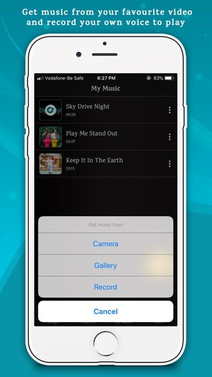 Offline Music Player Lite screenshot-5