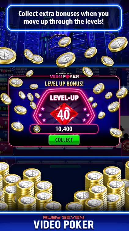 Video Poker by Ruby Seven screenshot-8
