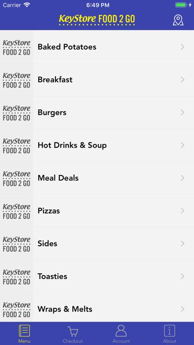 点击获取Keystore Food 2 Go