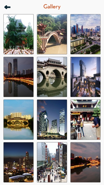 Chengdu City Travel Guide screenshot-4