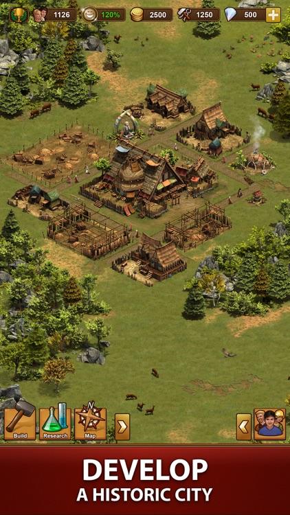 Forge of Empires: Build a City screenshot-0