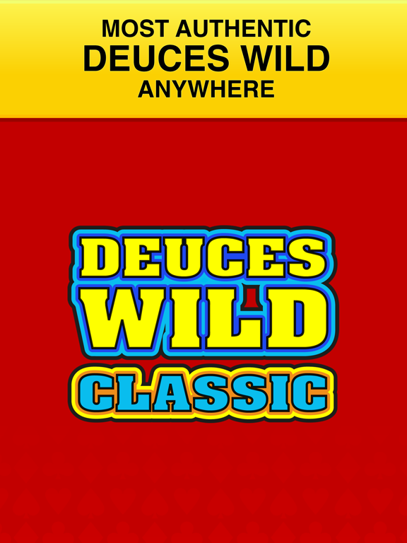 Screenshot #5 pour Deuces Wild Casino Video Poker