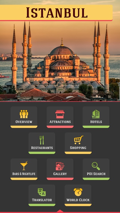 Istanbul City Travel Guide