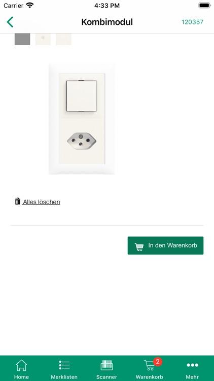 Elektro-Material EM.App screenshot-3