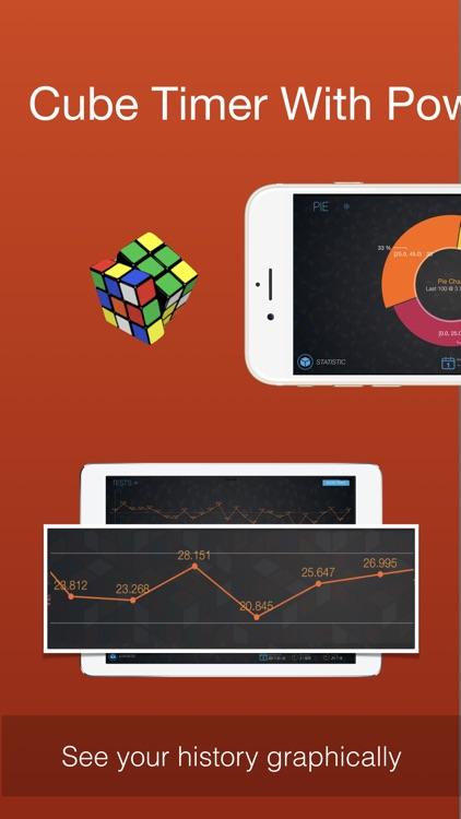 Cutimer: Magic Cube Timer