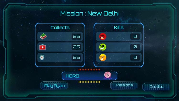 Octrons Challenge screenshot-4