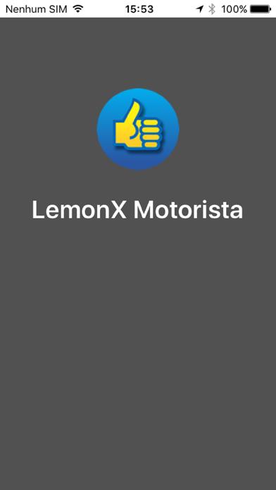 Lemonx Motorista screenshot 2