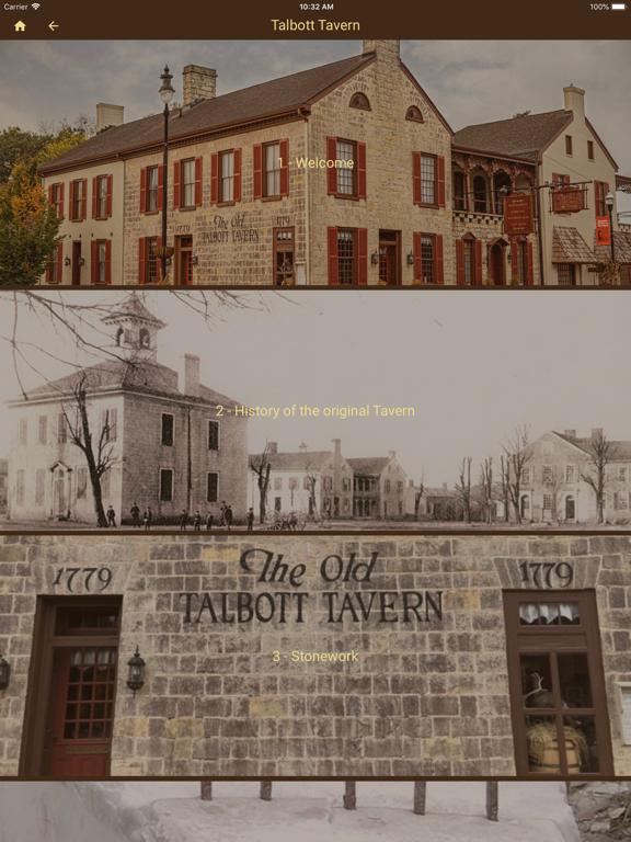 Old Talbott Tavern screenshot 5