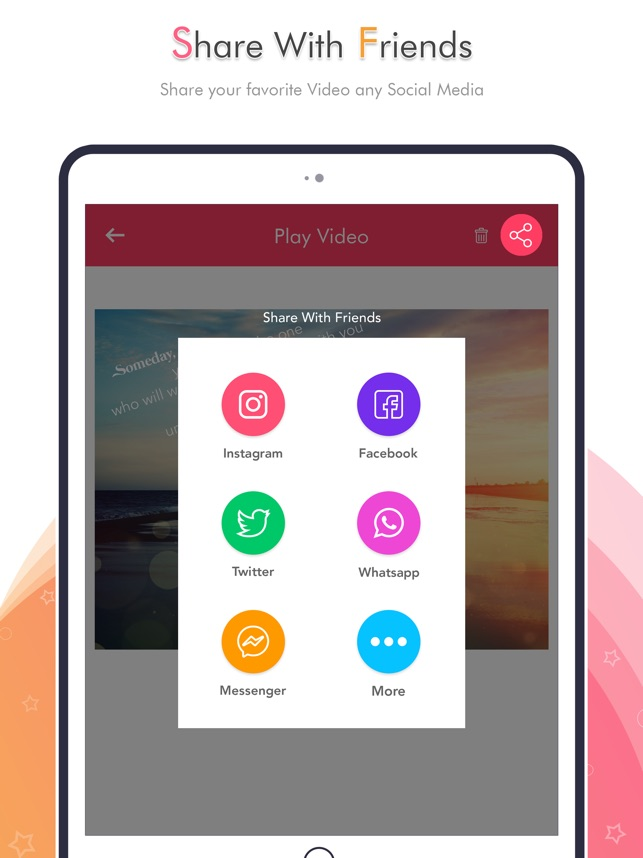 Video Maker Photos with songs on the App Store