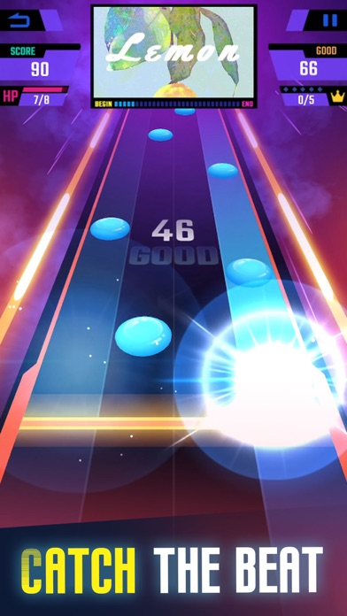 Tap Music 3D Screenshot 4