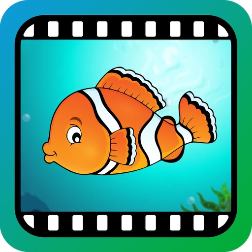 Video Touch - Sea Life icon