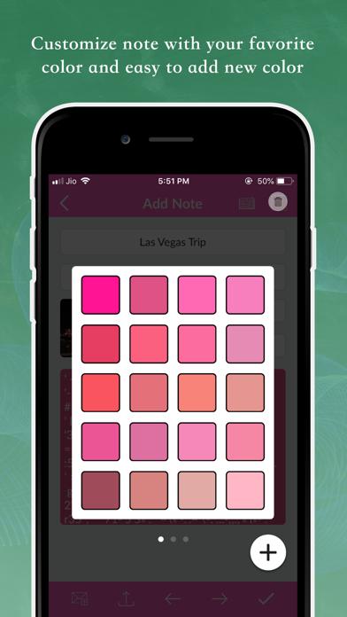 iNote - Notepad++ screenshot three