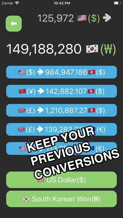 Calculator + Unit Conversion screenshot-3