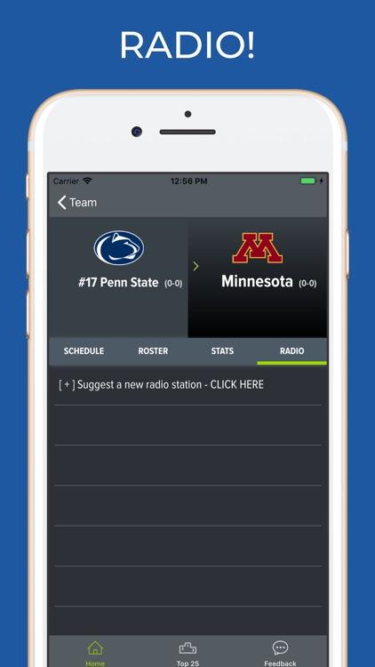 Minnesota Football Schedules