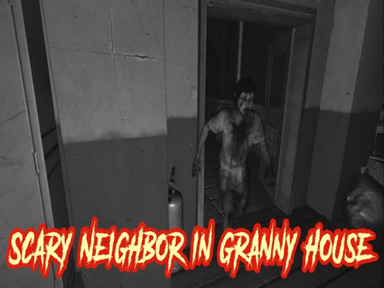 Scary Neighbor Granny House 3D screenshot 7