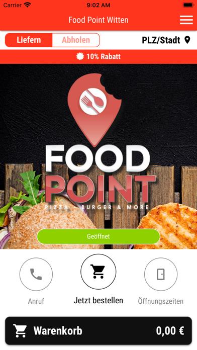 Food Point WittenScreenshot von 1