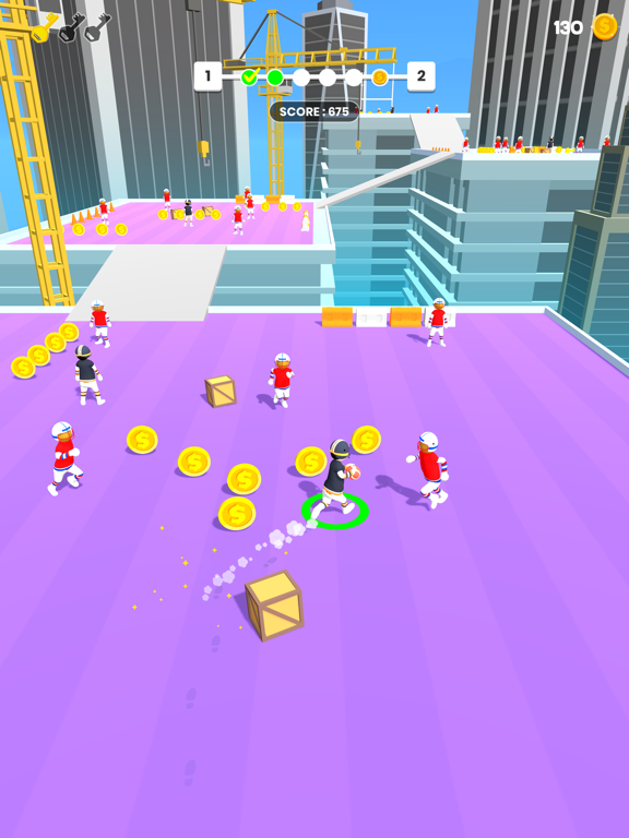 Ball Rush 3D! screenshot 9