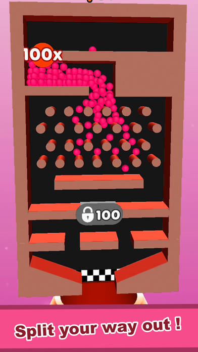 Split Balls 3D Screenshot