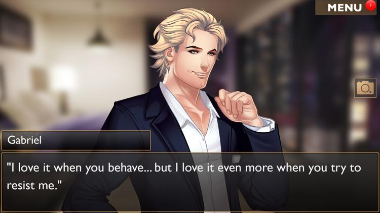 Is It Love? Gabriel - Journeys screenshot-5