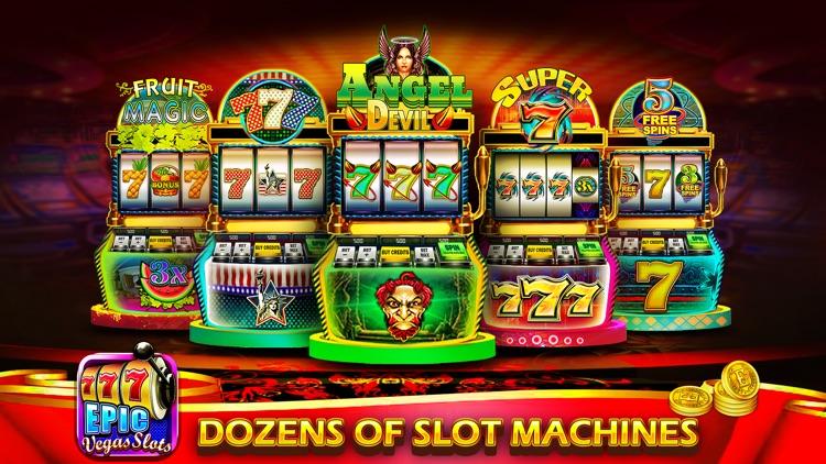 Epic Vegas Slots - Casino Game