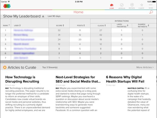 NewzSocial: Social media marketing campaigns on Twitter & more screenshot