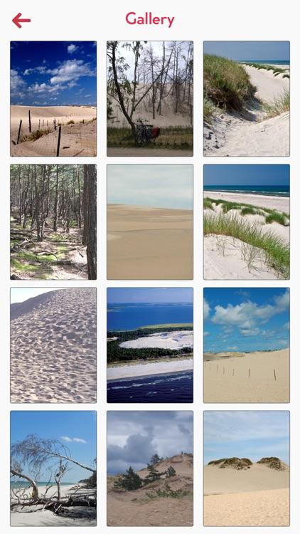 Slowinski National Park Guide screenshot-3